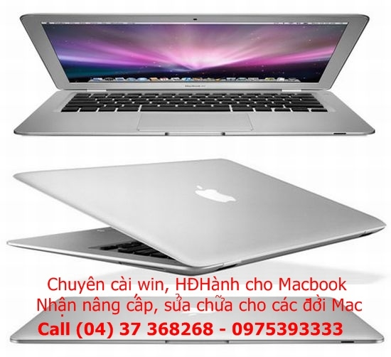 Dịch vụ sửa chữa laptop Apple